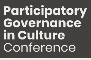 "Creaa alla conferenza ""Participatory governance in culture"""